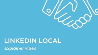 Explainer Video dla LinkedIn Local - SeeWidely Studio