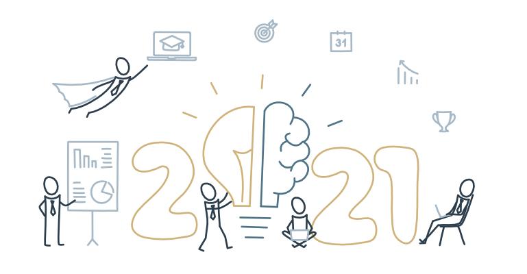6 trendów w nauce i rozwoju pracowników 2021 - SeeWidely