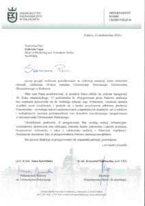 SeeWidely - referencje Uniwersytet Ekonomiczny w Krakowie