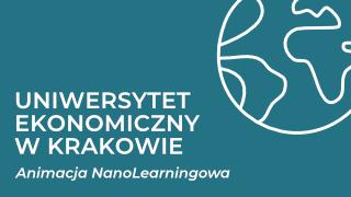 Animacja NanoLearningowa dla Uniwersytetu Ekonomicznego w Krakowie - projekt Oczy Szeroko Otwarte - SeeWidely Studio