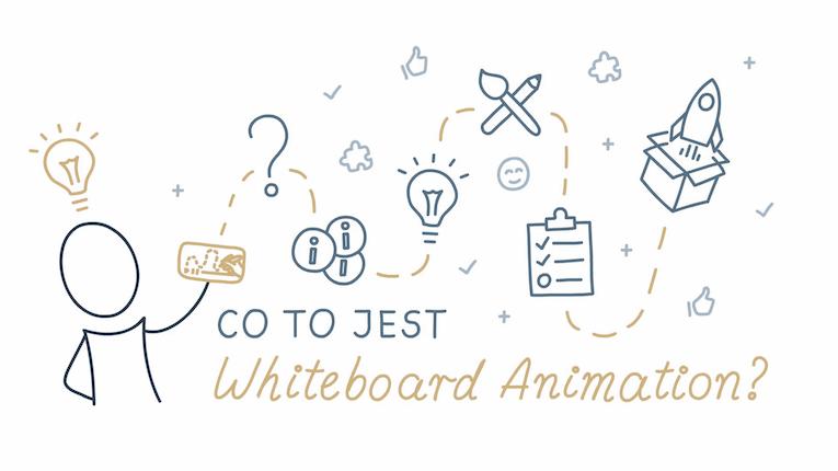 Co to jest animacja typu whiteboard - SeeWidely Studio