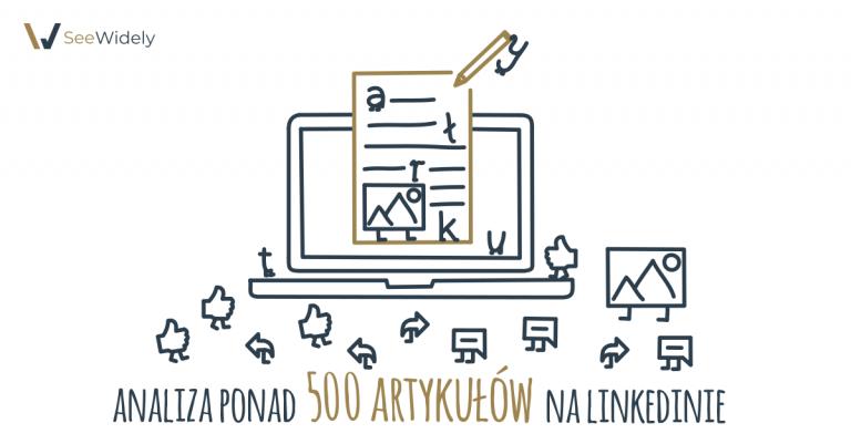 Artykuł o artykułach - analiza ponad 500 artykułów opublikowanych w 2018 roku w języku polskim